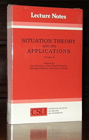 Situation Theory and Its Applications, Volume 2 (Lecture Notes)