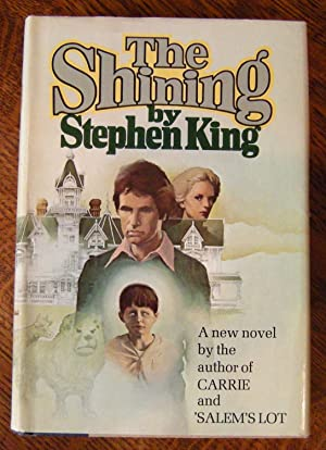The Shining. SIGNED COPY.: Stephen King