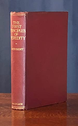 The First Principles of Heredity