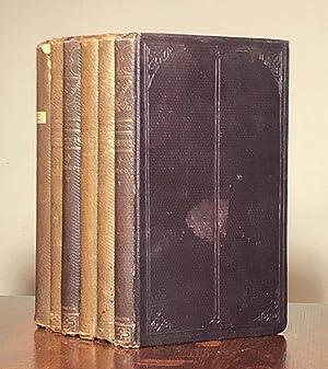 Les Miserables. Five volume set: I. Fantine;: Hugo, Victor