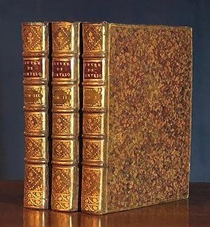Oeuvres De Monsieur De Montesquieu. Nouvelle Edition: Montesquieu, Charles Louis