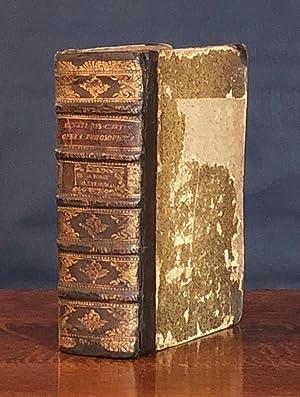 Opera philosophica: Specimina Philosophiae seu Dissertatio de: Descartes, René; Louis