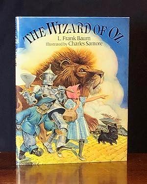 The Wizard of Oz: L. Frank Baum;