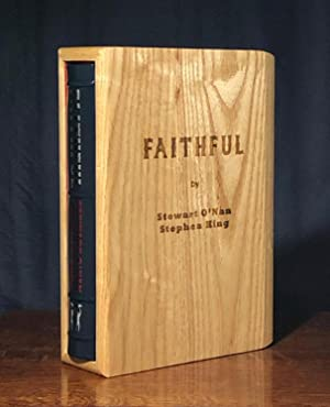 Faithful. Lettered Edition.: King, Stephen; O'Nan,