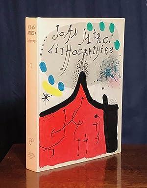 Joan Miro Litografo I: Leiris, Michel; Mourlot,