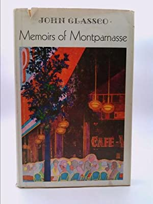 Memoirs of Montparnasse: Glassco, John