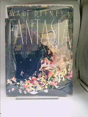 Walt Disney Fantasia Book Rare Original 1940: Taylor, Deems