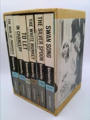 The Forsyte Chronicles: 6 Volume Boxed Set: Galsworthy, John