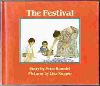 The Festival (Arjuna Books), Bonnici, Peter