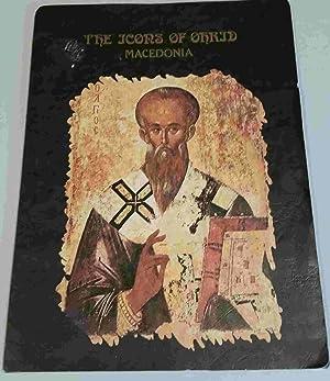 The Icons of Ohrid Macedonia: Saveski, S. (editor); Kuzman, M. (photos); Georgievski, Milco (text, ...