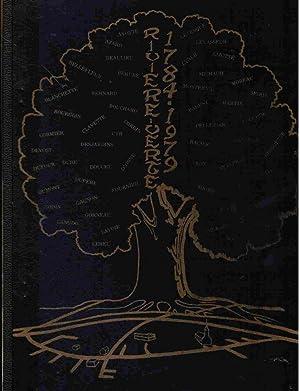 Riviere Verte 1784-1979: s.n]
