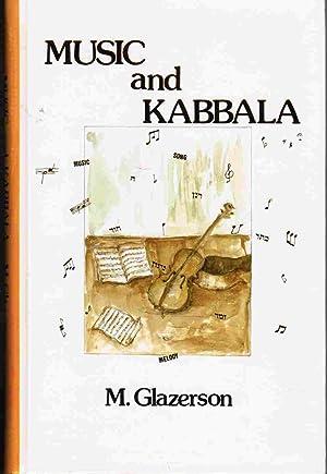 Music and Kabbala: Glazerson, M.; R.