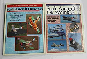 Scale Aircraft Drawings: Volume I - World: Bowers, Peter M.