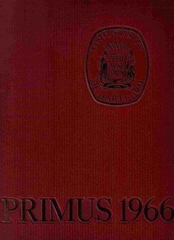 Primus 1966: University of Hartford Yearbook: Charpentier, G.; Morrison, A.; Scharper, E.