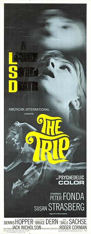 Trip - Authentic Original 14  x 36  Movie Poster original; tag line covered by a marker; Mint Unless Mentioned In Description
