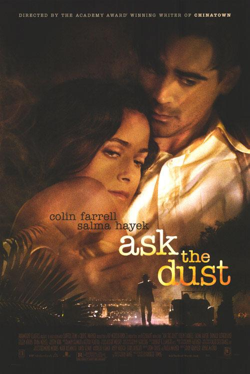 """Ask The Dust - Authentic Original 27"""" x 40"""" Movie Poster"""