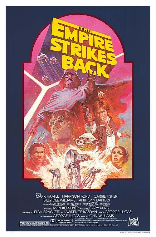 Star Wars Episode V The Empire Strikes Back Authentic Original 27 X 41 Movie Poster 1980 Art Nbsp Nbsp Print Nbsp Nbsp Poster Movie Poster Warehouse