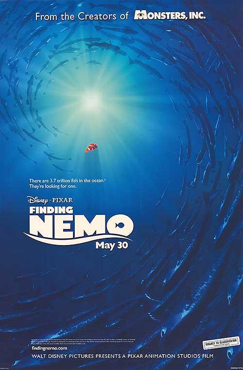 Finding Nemo - Authentic Original 27