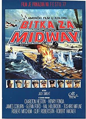 Battle of Midway - Authentic Original 19.5