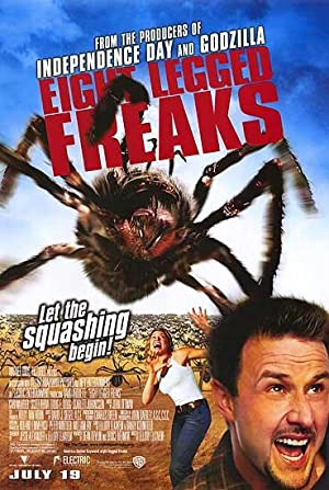 Eight Legged Freaks - Authentic Original 27