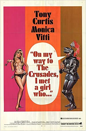 On My Way To The Crusades I Met A Girl Who - Authentic Original 27