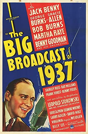 Big Broadcast of 1937 - Authentic Original 27