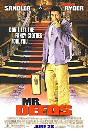 Mr. Deeds - Authentic Original 27