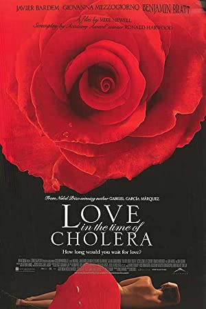Love in the Time of Cholera - Authentic Original 27