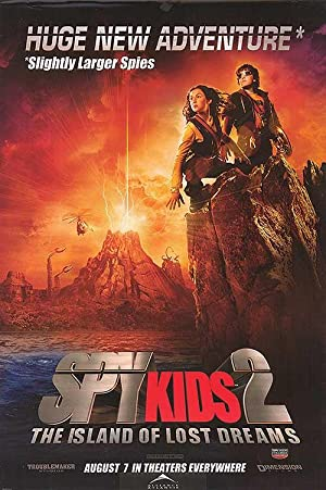 Spy Kids 2: Island of Lost Dreams - Authentic Original 27