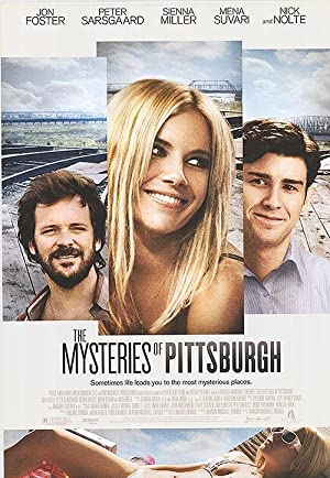 Mysteries of Pittsburgh - Authentic Original 27
