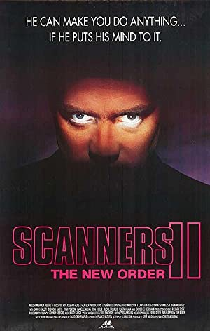 Scanners II The New Order - Authentic Original 24
