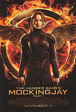Hunger Games Mockingjay - Part One - Authentic Original 27