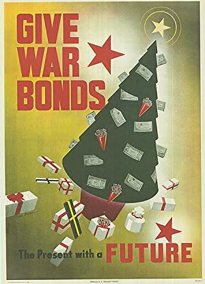 War Bond - The present with a future - Authentic Original 20