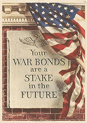 War Bond - Stake in the Future - Authentic Original 10