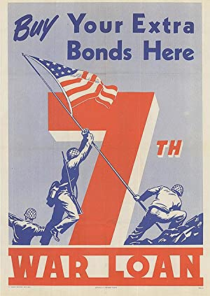 War Bond - Buy your extra bonds here - Authentic Original 19.75