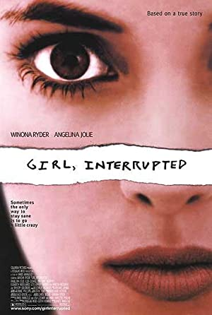 "Girl Interrupted - Authentic Original 26.75"" x"