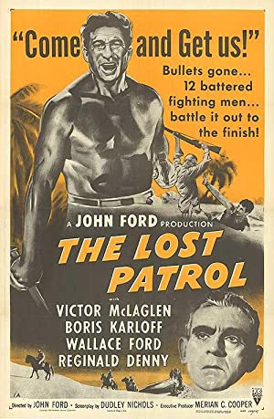 Lost Patrol - Authentic Original 27