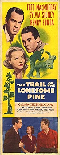 Trail of the Lonesome Pine - Authentic Original 14