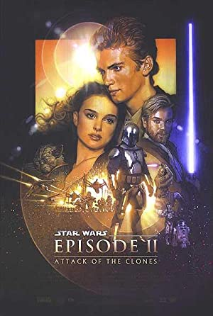 Star Wars: Episode II - Attack Of The Clones - Authentic Original 27