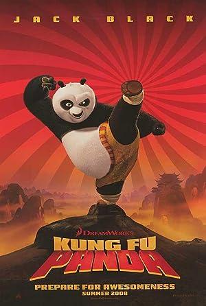 "Kung Fu Panda - Authentic Original 27"" x 40"" Movie Poster"