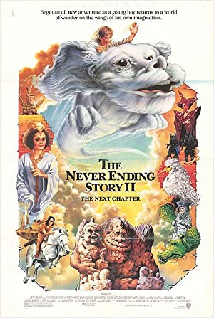 Neverending Story II: The Next Chapter -