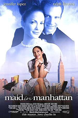 Maid In Manhattan - Authentic Original 27