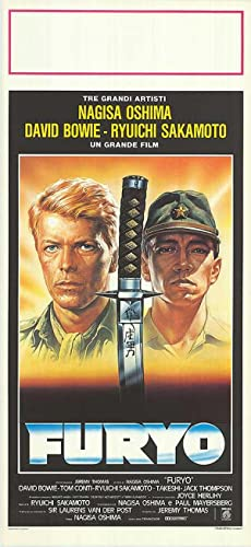 Merry Christmas Mr. Lawrence - Authentic Original 13