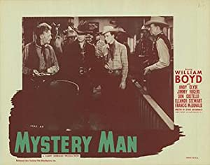 Mystery Man - Authentic Original 14
