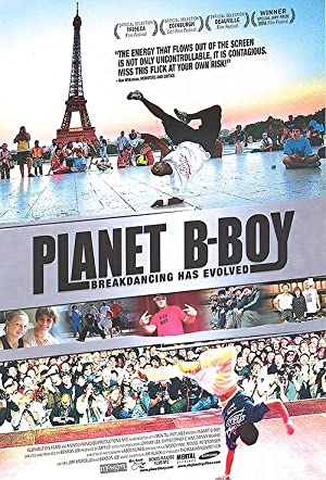 Planet B-Boy - Authentic Original 26.5