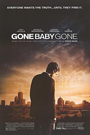 Gone Baby Gone - Authentic Original 27