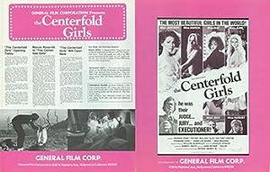 "Centerfold Girls - Authentic Original 14"" x"