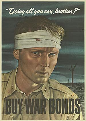 War Bond - Doing all you can, brother? - Authentic Original 29