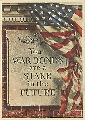 War Bond - Stake in the Future - Authentic Original 20