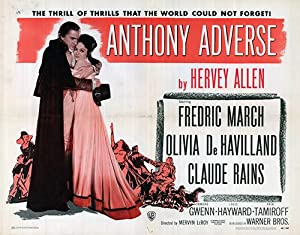 Anthony Adverse - Authentic Original 28